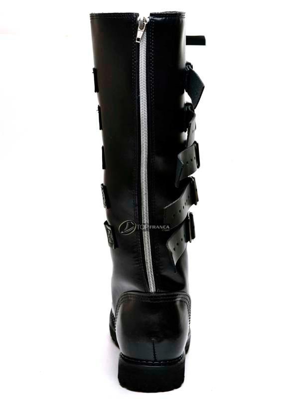 3a24a2caa7 bota masculina punk motoqueiro coturno roqueiro custom couro. Carregando  zoom.