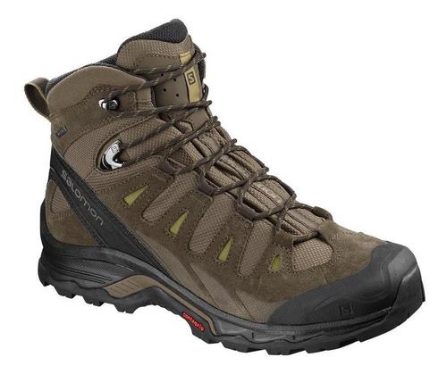 bota masculina salomon - quest prime gtx - hiking