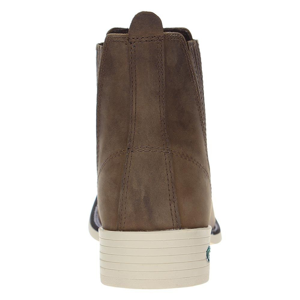 effec33e15 bota masculina solado branco cano curto fazenda boots 19792. Carregando  zoom.