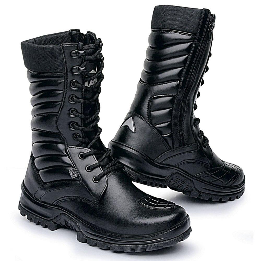 4a5f4bec1d bota masculina tática rossi coturno militar. Carregando zoom.