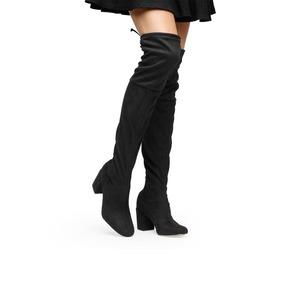 7dcb3efd4d Bota Over The Knee Vinho - Botas para Feminino no Mercado Livre Brasil