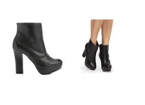 20d542b29db Sapato Salto 12 Cm De Altura!! Feminino - Botas com o Melhores ...