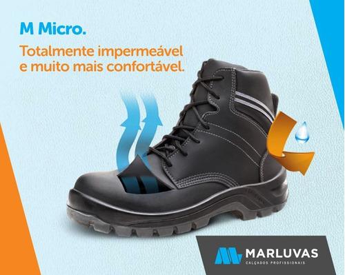 bota microfibra eletricista composite epi marluvas 70b29