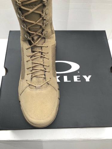bota militar americana táctica oakley coyote light assault