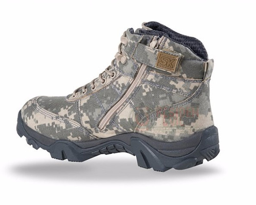 bota militar digital arena stealth airlight zapato tactico