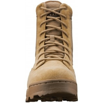 bota militar hombre original swat(06-115002)