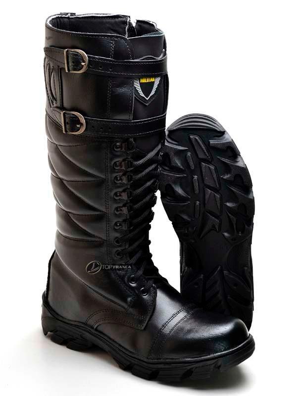 3bf32ad366 bota militar tatica coturno policia rocam transito moto. Carregando zoom.