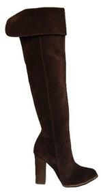 b922062299e74 Bota Over Knee Mixage - Calçados, Roupas e Bolsas com o Melhores Preços no  Mercado Livre Brasil