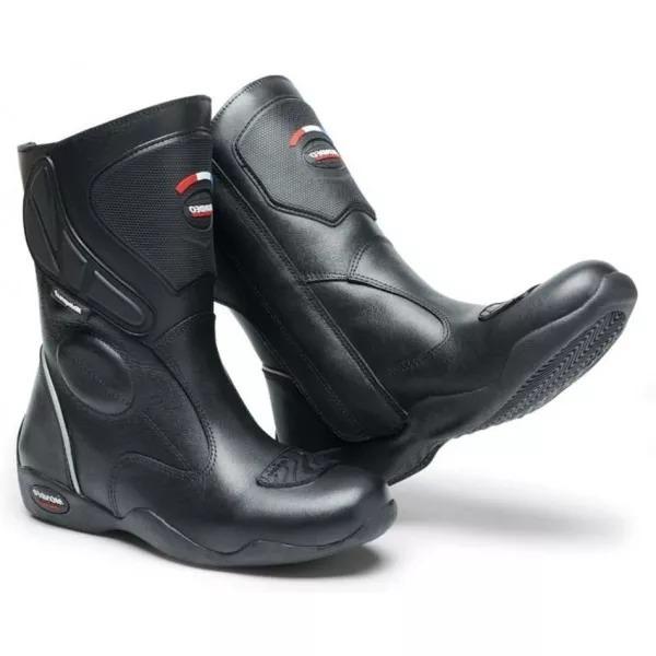 07ab69ba227 Bota Mondeo Leather Dry Evo3 Fem Impermeável 1012 35