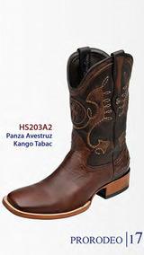mayor selección comprar online la venta de zapatos Bota Montana Prorodeo Original Con Garantia Envío Gratis.