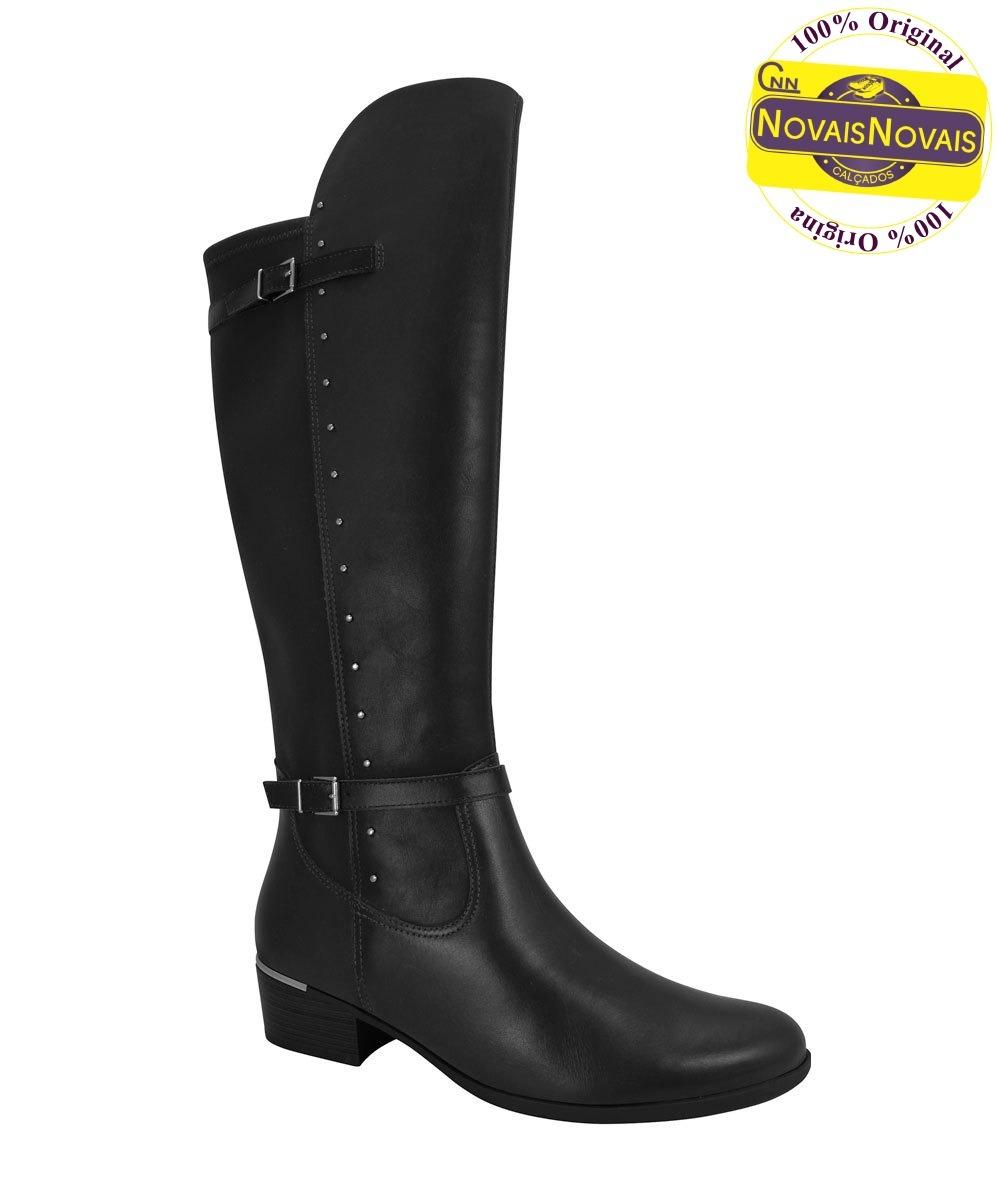 7fd5f8e88 bota montaria comfortflex feminina preta 100% original. Carregando zoom.