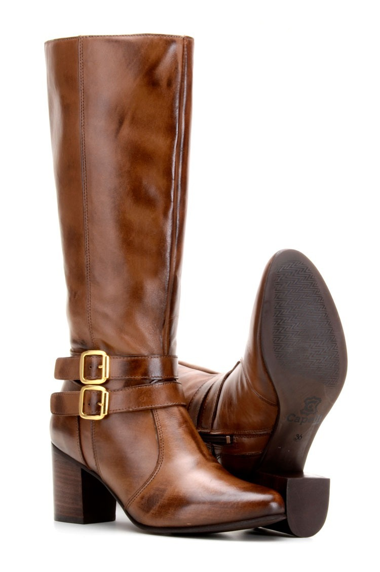 b60cddc77 bota montaria feminina cano longo salto alto couro 4country. Carregando  zoom.