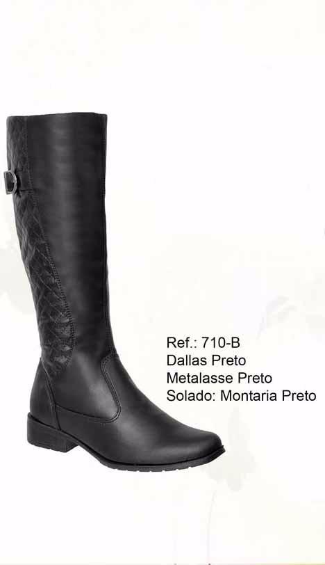 32397fa68 bota montaria feminina fivela elastico cano alto promoção. Carregando zoom.