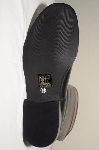 bota montaria jorge alex n 35 - couro feminina