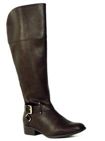 cae1cdabb9 Bota Montaria Via Marte Marrom - Sapatos no Mercado Livre Brasil