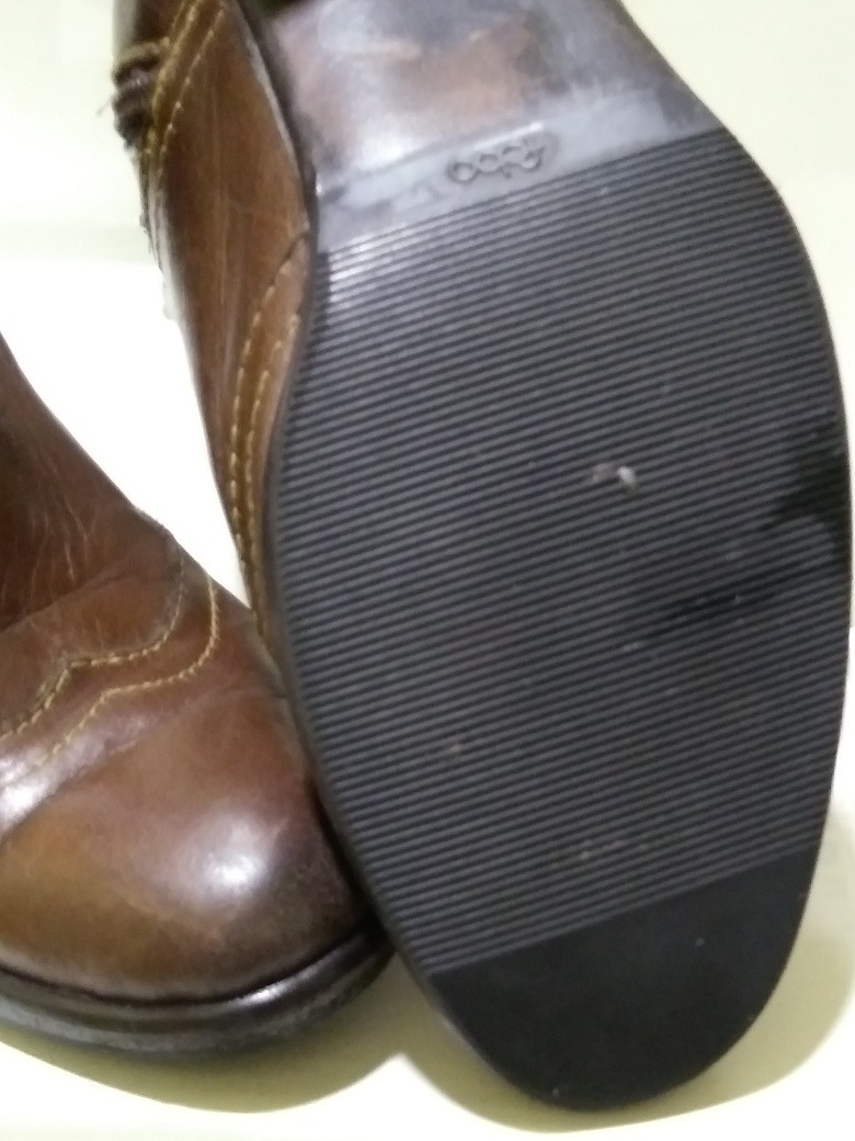 8db2581720152 bota mujer caña corta corium cuero. Cargando zoom.