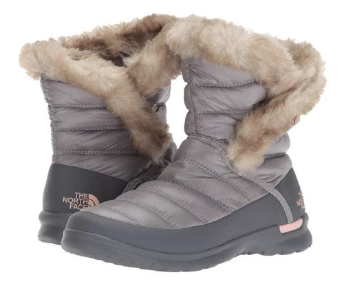 bota mujer invierno  the north face thermoball bootie ii