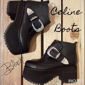 30f850df0 Celine Calzado Femenino Zapatos Botas Mujer - Botas y Botinetas en ...