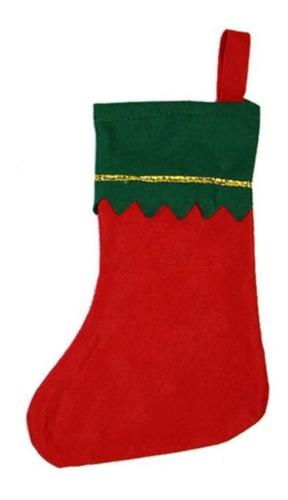 bota navideña colgante decoración navidad botas santa claus