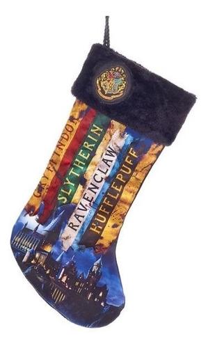 bota navideña harry potter hogwarts original hottopic adorno