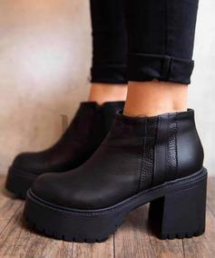 69b169fec19d Zapato Mujer Ultima Moda Botas - Botas y Botinetas de Mujer ...