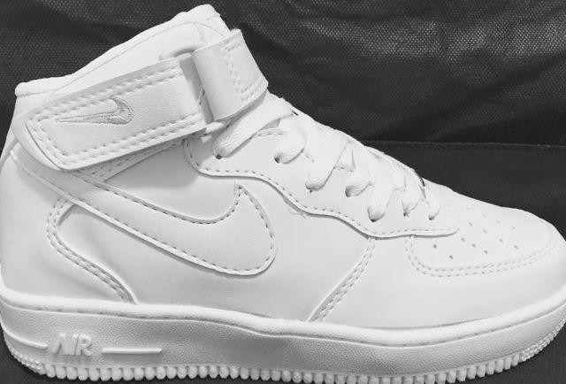 air force one nike bota