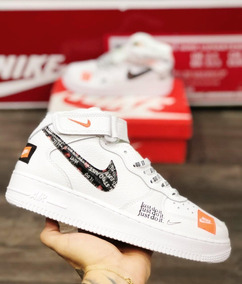 nike air force 1 hombre just do it