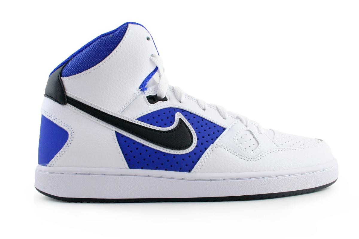 official photos 0df8e 8e9e6 Bota Nike Force Mid - Blanco Con Azul 616281-141 -  1,290.00