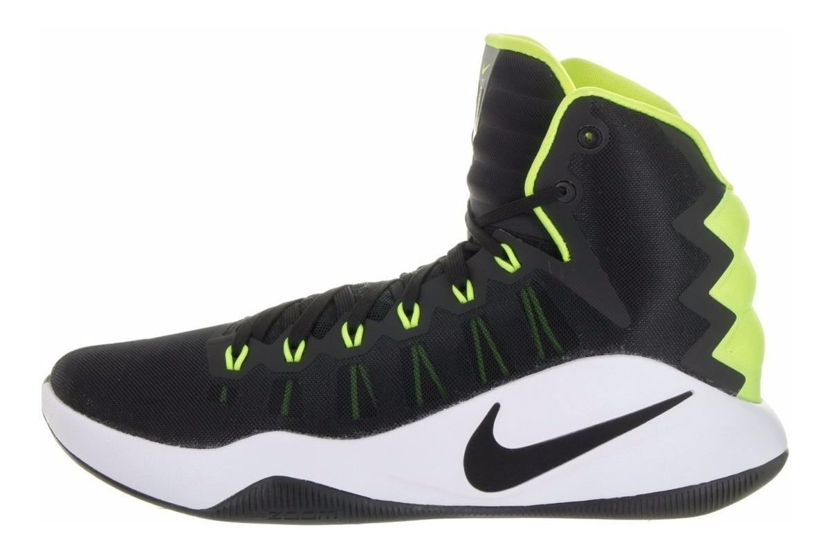 100% de garantía de satisfacción calidad perfecta varios colores Bota Nike Hyperdunk 2016 Unlimited Negro-verde 2017 - $ 3,299.00 ...
