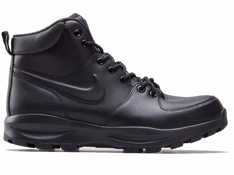 20c5fbb43eaca bota nike manoa leather all black boot urban street style. Carregando zoom.