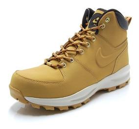 Bota Manoa Piel 454350 700 Leather Camel Nk0811 Nike bfYyvg76