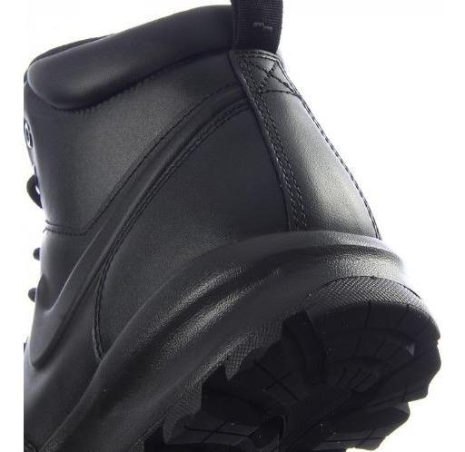 Bota Nike Manoa Leather Hombre Original 454350 003