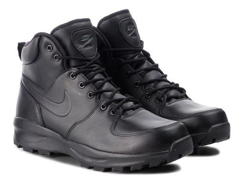 Bota Nike Manoa Leather Negro 454350 003