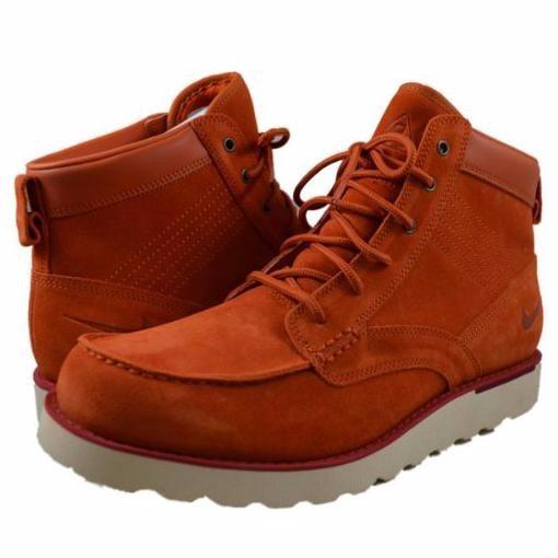 Bota Nike Naranja Acg Kingman Gamuza Caballero -   1 5a39dab56e02e