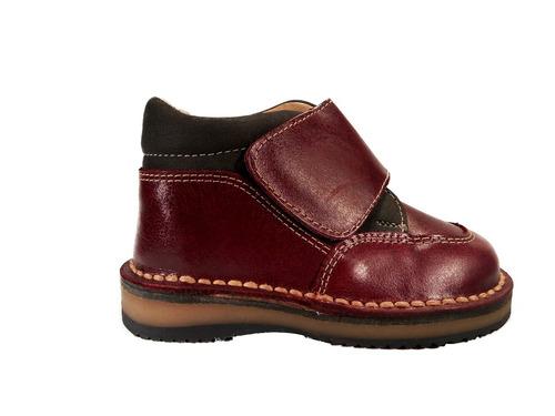 bota niño marcel cuero ultimo par 20 precio off shoestore