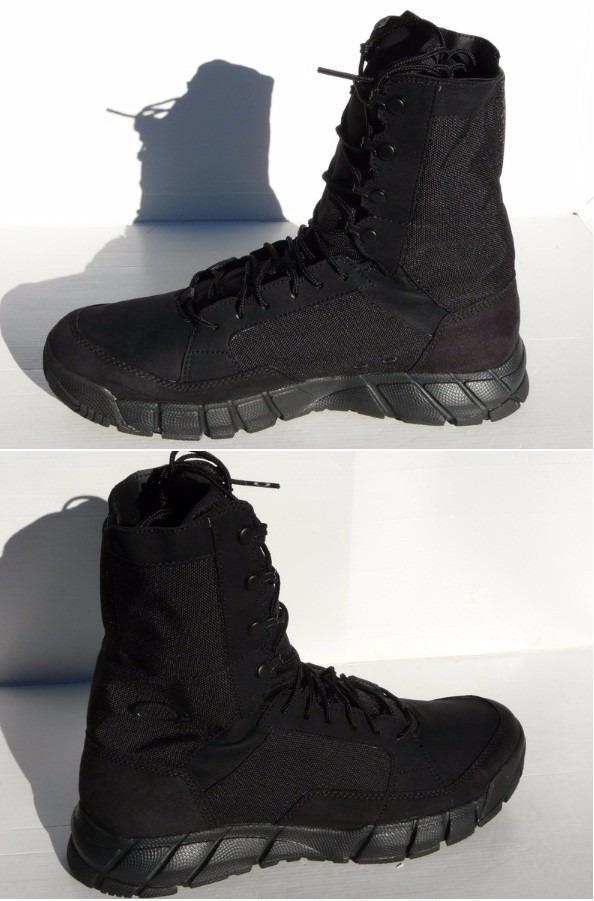 Bota Oakley Assault Light Boot Black Brasil 42 1f0fc63d162