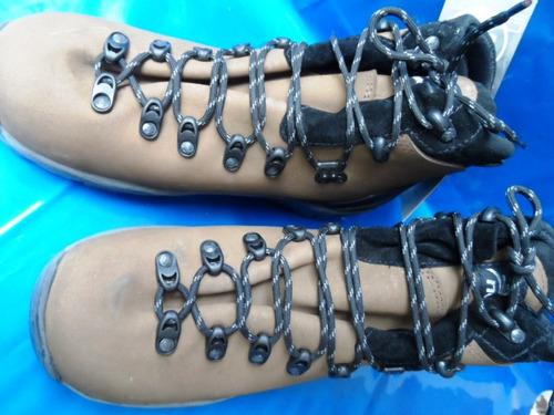bota original nomade cronos tx trekking solado vibran marrom