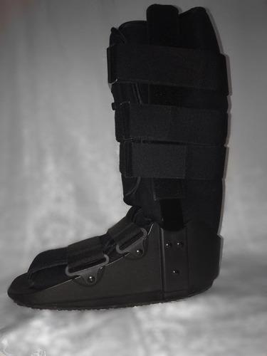 bota ortopedia ferula grande marca super comfort
