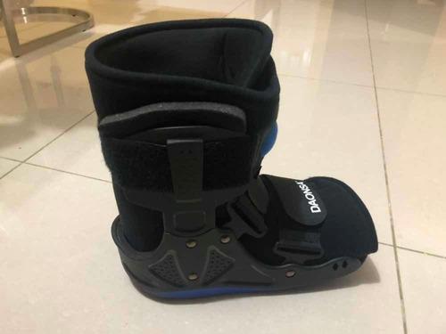 bota ortopédica air walker cam unisex talla m