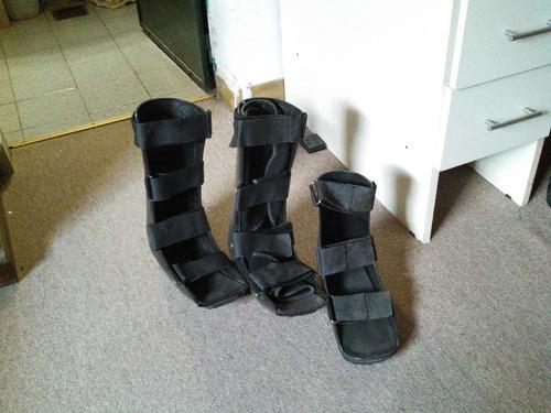 bota ortopedica inmovilizadora del 34 al 44..zona sur glew