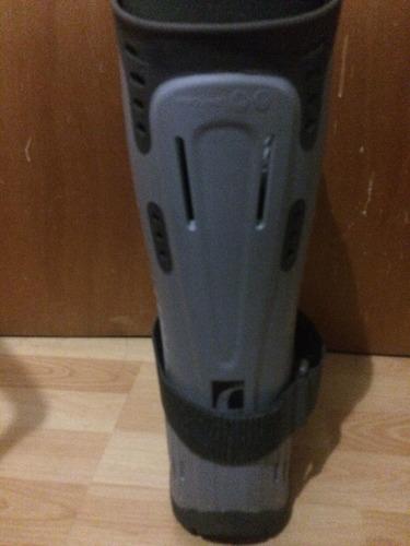 bota ortopédica inmovilizadora pie derecho talla m