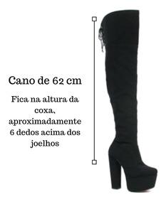 81feb35a3 Pati Nua Tamanho 40 - Botas Femininas 40 com o Melhores Preços no Mercado  Livre Brasil