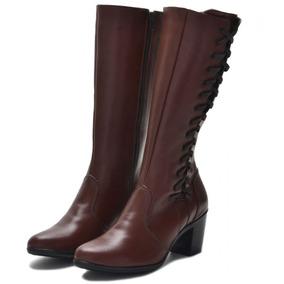 5694cd41bd Bota. Feminina Over Atron Shoes - Botas para Feminino no Mercado ...