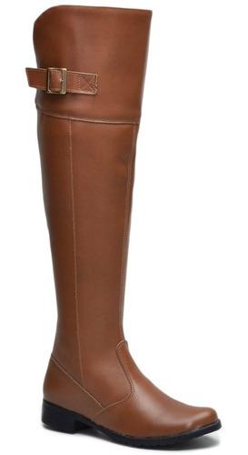 bota over the knee feminina cano alto longo acima joelho