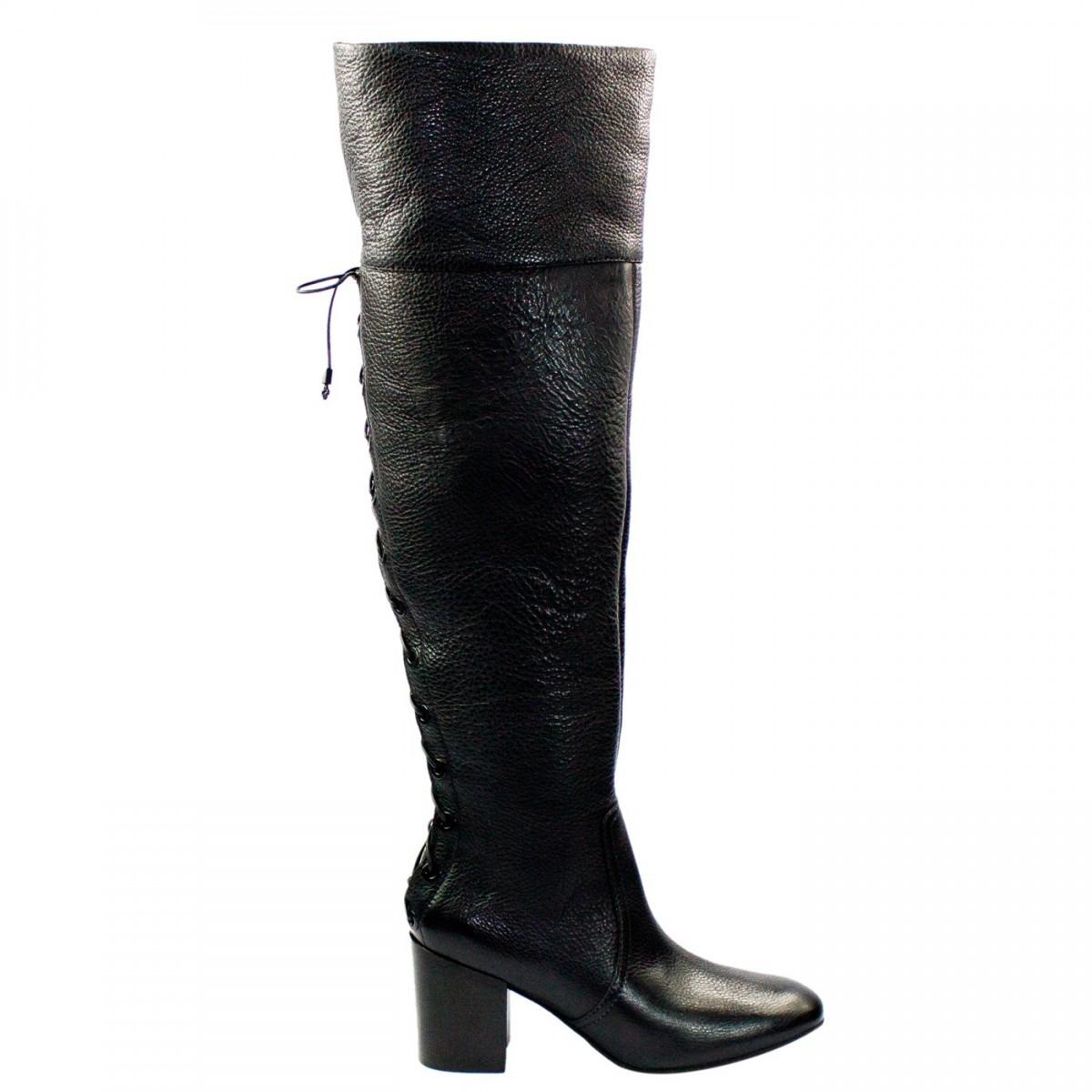 18e2a6f26c1 bota over the knee feminina capodarte artigiano promoção. Carregando zoom.