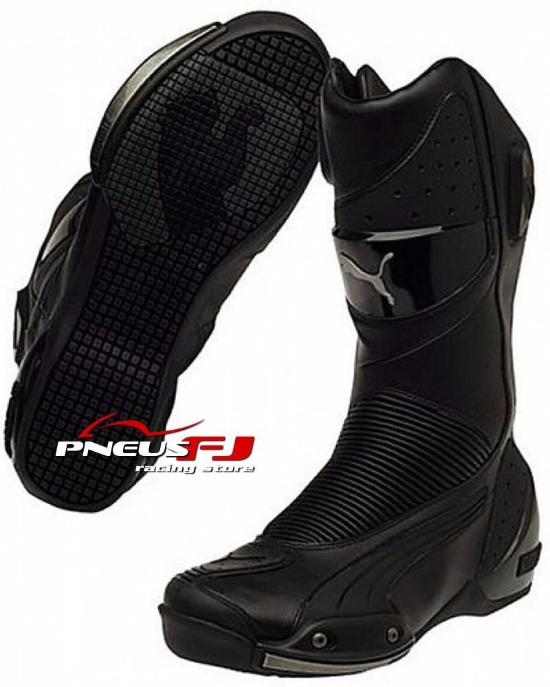 16033de04f3 Bota P  Moto Esportiva Impermeável Puma Desmo Gtx - R  649