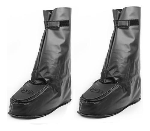 bota para chuva d motoqueiro delta impermeável tamanho 37-38