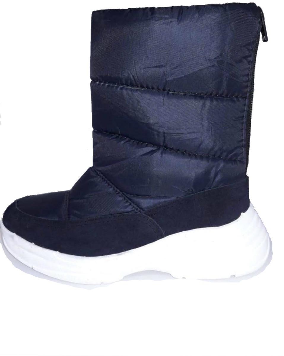 colección de descuento verse bien zapatos venta incomparable Bota Para Lluvia Nieve Pre Sky