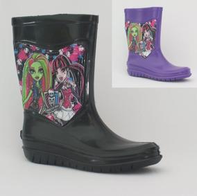 184ab381 Bota Plastico Lluvia Niño - Zapatos Negro en Mercado Libre México