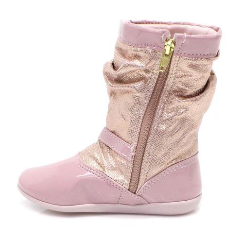 bota pé com pé infantil   zariff